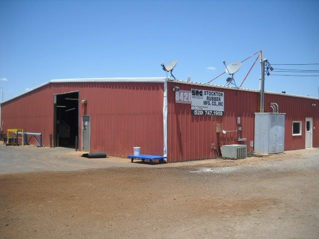Rubber Facility in Tucson