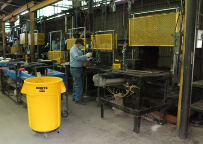 Industrial rubber product manufacturing