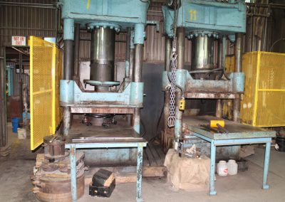 Machines used for manufacturing rubber products