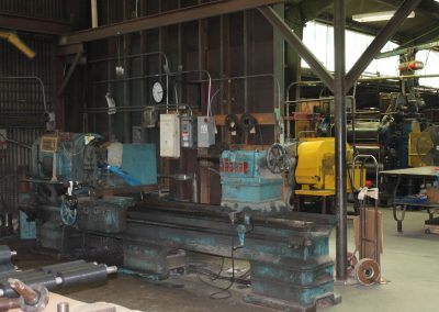 Machines for manufacturing rubber products